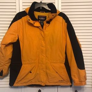 L. L. Bean Winter Jacket  size XL